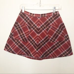 Urban Outfitters Skirt | Size 4 | Plaid Mini Skirt